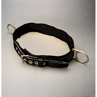 Miller by Honeywell RDTFD-TB-BDP//XXL//XXXLBK Standard Revolution Full-Body Harness with Removable Belt XX-Large//XXX-Large Side D-Rings Black